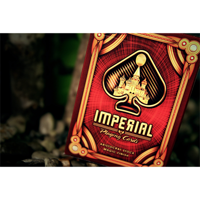 Imperial Playing Cards by The Blue Crown - Trick