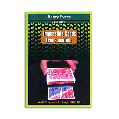 Impossible Card Transposition by Henry Evans - Trick