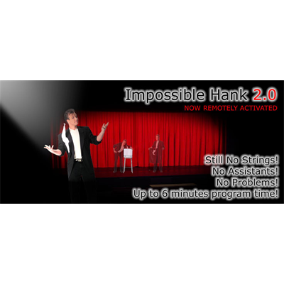 Impossible Hank 2.0 by Sean Bogunia