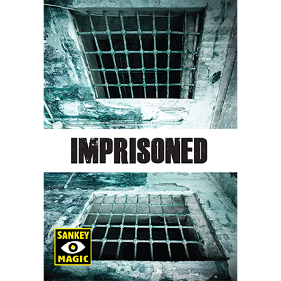 IMPRISONED (DVD+GIMMICK) - Jay Sankey