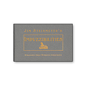 Impuzzibilities by Jim Steinmeyer - Trick