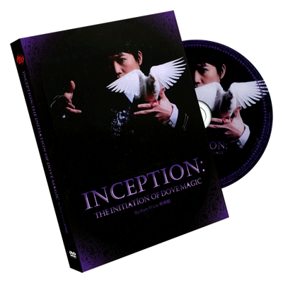 The Inception of Dove Magic by Kun Yi Lin