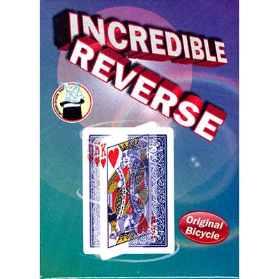 Incredible Reverse by Vincenzo Di Fatta - Tricks