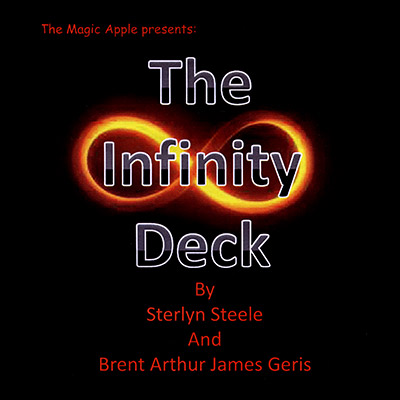 The Infinity Deck by Sterlyn Steele and Brent Geris - Trick