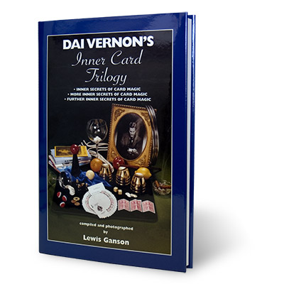 Inner Card Trilogy by Dai Vernon - Book