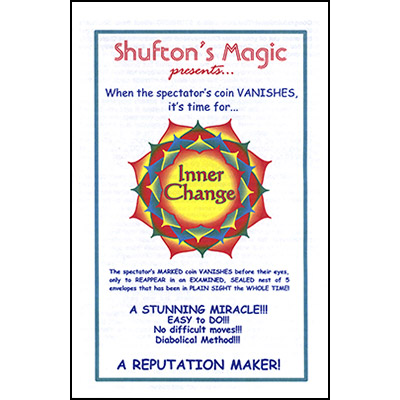 Inner Change by Steve Shufton - Trick