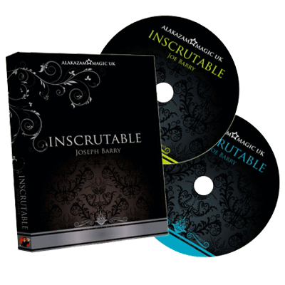 Inscrutable (2 DVD set) by Joe Barry and Alakazam - DVD