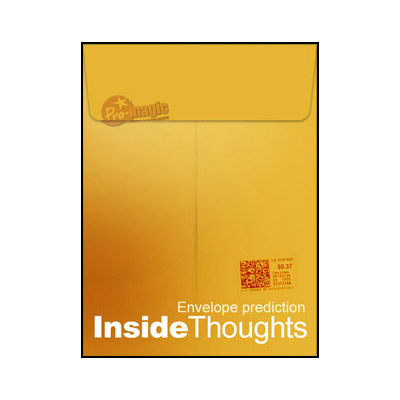 Inside Thoughts by Haim Goldenberg - Trick