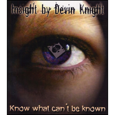 Insight (Blue) by Devin Knight - Trick