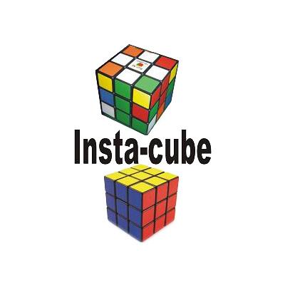 Insta Cube by Nicolas Goubet - Trick