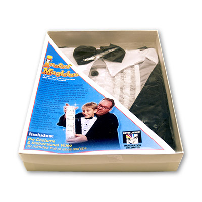 Instant Magician by Kevin James, Jan Torell, Sonny Fontana