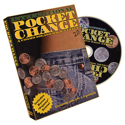 International Pocket Change by Cosmo Solano - Tricks