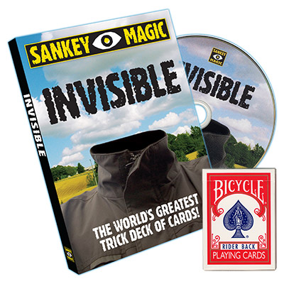 Invisible (With Deck) by Jay Sankey - Trick