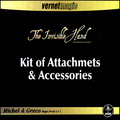 The Invisible Hand Kit of Attachments & Accessories - Trick