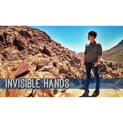 Invisible Hands by Patrick Kun and The Blue Crown - DVD