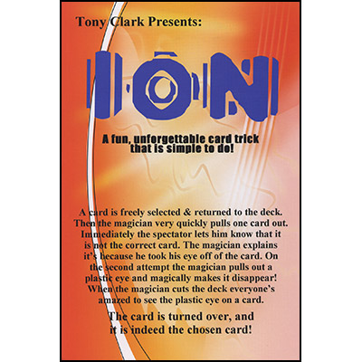 ION 2.0 by Tony Clark - Trick