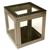 6 inch Crystal Clear Cube