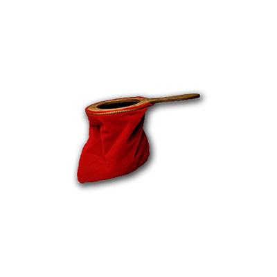 Bolsa de Cambio para Trucos de Magia Ickle Pickle (Rojo)