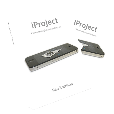 iProject by Alan Rorrison - DVD