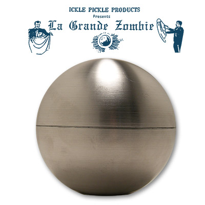 Zombie Ball & Wire Wand by Ickle Pickle Products - Tricks