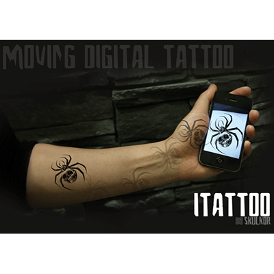 iTattoo by Skulkor - Tricks