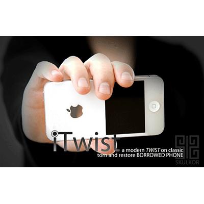 iTwist (White) - Skulkors