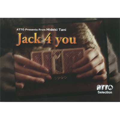 Jack 4 You by Masuda Magic - Trick