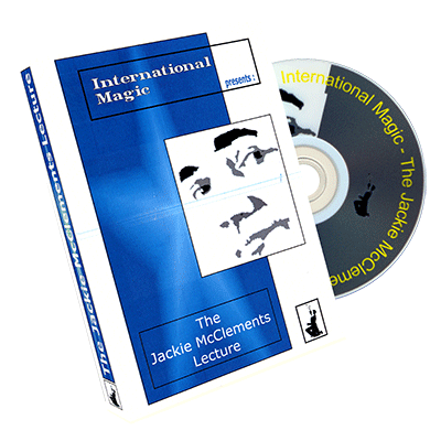 The Jackie McClements Lecture by International Magic - DVD