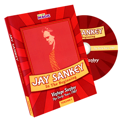Jay Sankey In The Beginning Vol. 1 - DVD