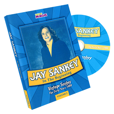 Jay Sankey In The Beginning Vol. 2 - DVD