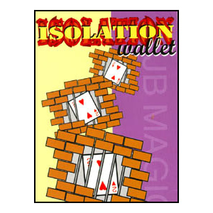 Isolation Wallet by Mark Mason - Trick