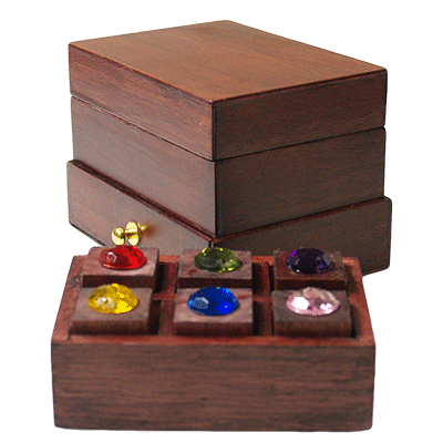Jewelry Box Prediction by Indomagic Land