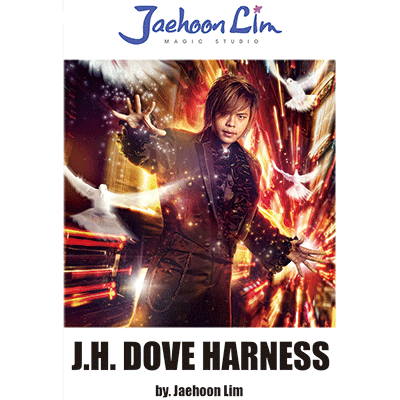 J.H. DOVE HARNESS, Size Small by Jaehoon Lim - Trick