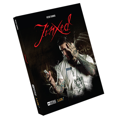 Jinxed Limited Edition (2 DVD set) by Peter Turner and Titanas Magic - DVD