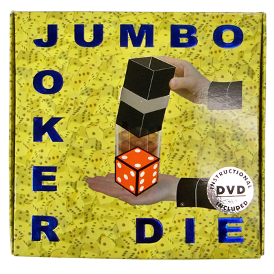 Joker Jumbo Die by Joker Magic - Trick