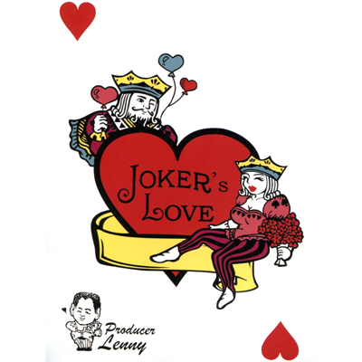 Joker's Love (Z-Wallet Included) by Lenny - Trick