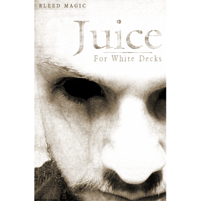 Juice (for White decks) by Bleed Magic - Trick