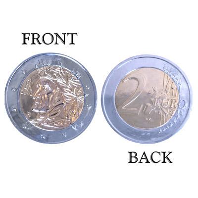 "Jumbo 7"" 2Euro Coin - Trick"