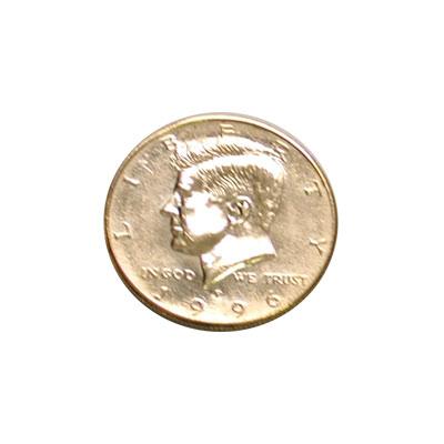 Jumbo 7 Gold Half Dollar - Trick