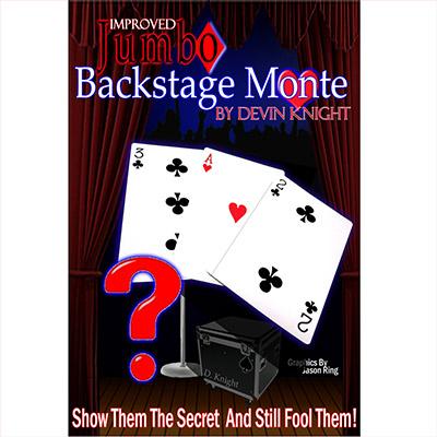 Improved Jumbo Backstage Monte