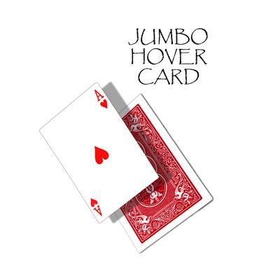 Jumbo Hover Cards Dan Harlan (Red)