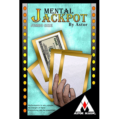 Jumbo Mental Jackpot by Astor - Trick
