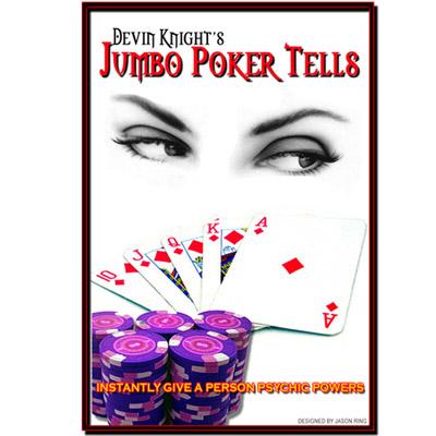 Jumbo Poker Tell