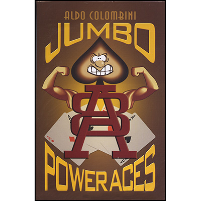 Jumbo Power Aces by Aldo Colombini - Trick