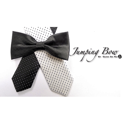 Jumping Bow Tie by Guan Da Wu