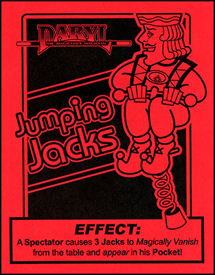Jumping Jacks by Daryl - Trick