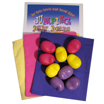 jumping Jelly Beans by Martin Lewis - Trick