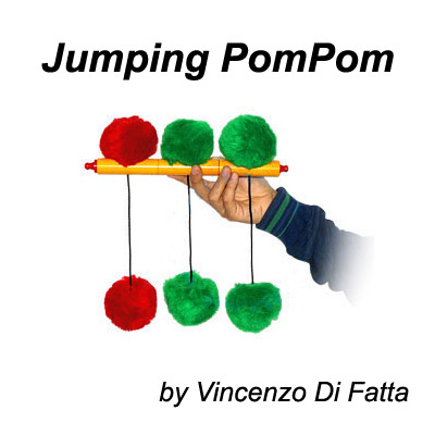 Jumping PomPom by Vincenzo DiFatta - Tricks