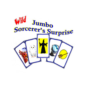 Jumbo Sorcerer's Surprise by Wild Magic - Trick