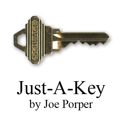 Just A Key by Joe Porper